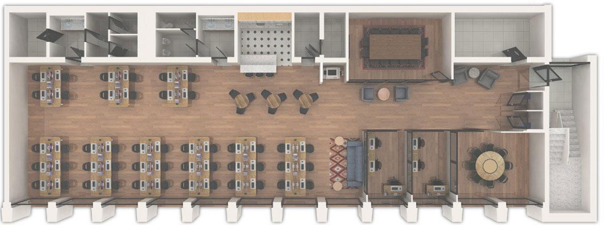 WPS Global Floorplan